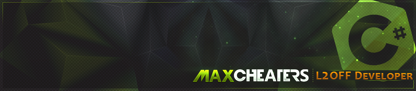 MaxCheaters L2OFF Developers